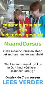 Maandcursus Kookschool Castricum