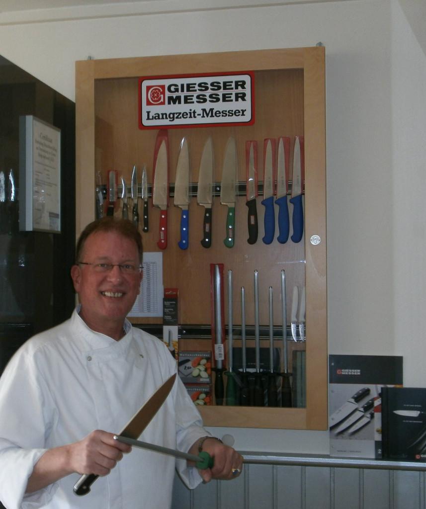 Kookschool Castricum - Giesser messen