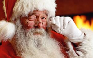 kookschool castricum - kerstman